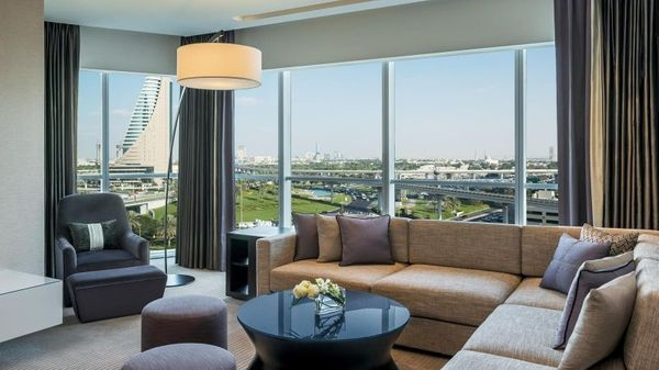 Stock Photo: Accommodation Dubai - Sheraton Grand Hotel - Dubai, UAE
