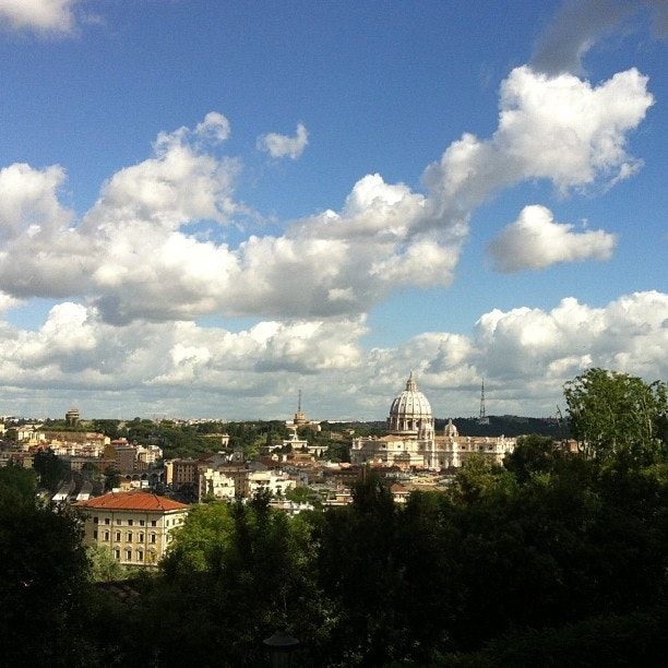 Take in the Best Views of Rome - Hotel Giolli Nazionale - Rome ...